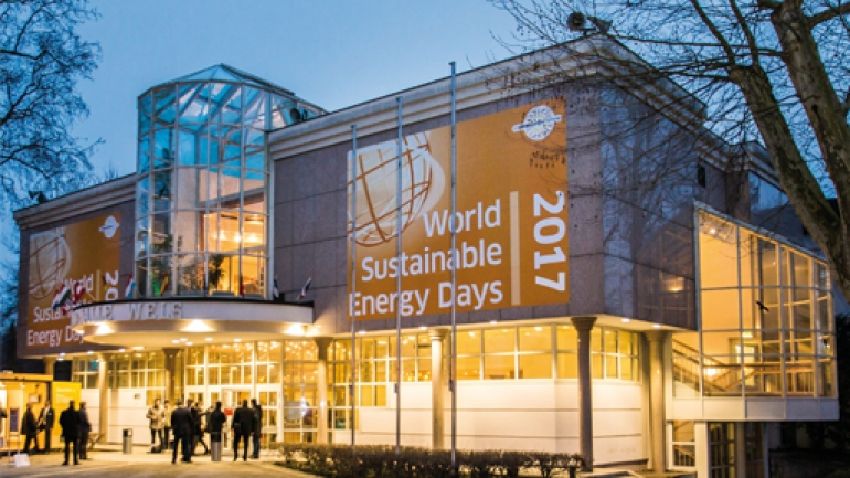 World Sustainable Energy Days 2017 from 1 – 3 March 2017 in Wels/Austria!  by Christiane Egger