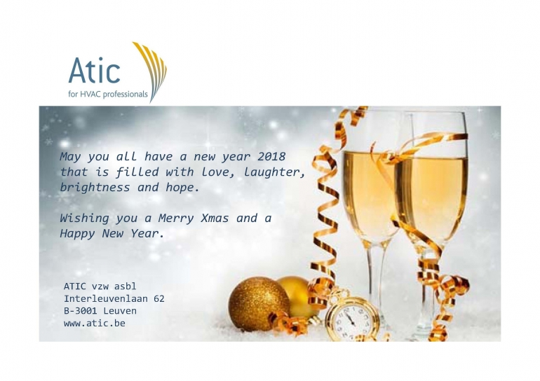 ATIC WISHES YOU HAPPY NEW YEAR 2018!